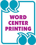Word Center Printing